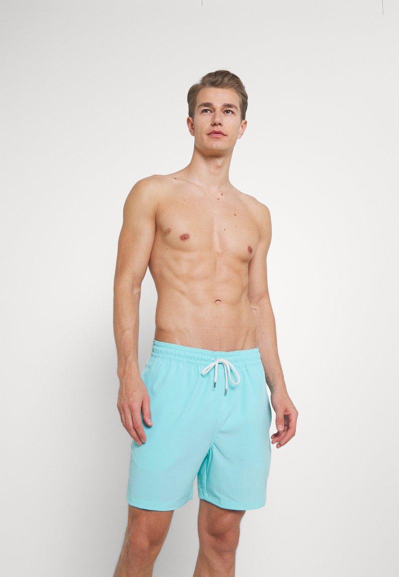 Polo Ralph Lauren - TRAVELER - Swimming shorts - hammond blue