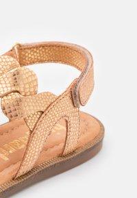 Bisgaard - CILLE - Sandals - amber - 5