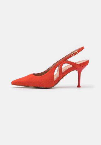 Classic heels - flame