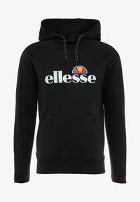Ellesse - BARRETI - Jersey con capucha - black - 5