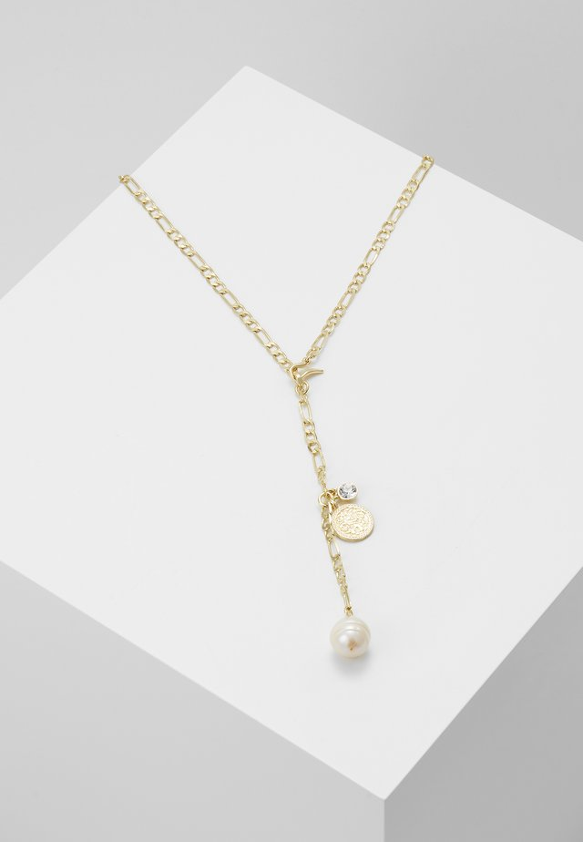 NECKLACE URD - Collana - gold-coloured
