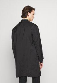HUGO - Płaszcz wełniany /Płaszcz klasyczny - black - 2