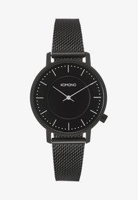 Komono - THE HARLOW - Klokke - black - 1