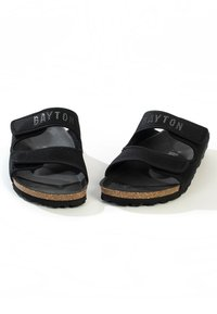 BAYTON - BEJA - Mules - black - 5