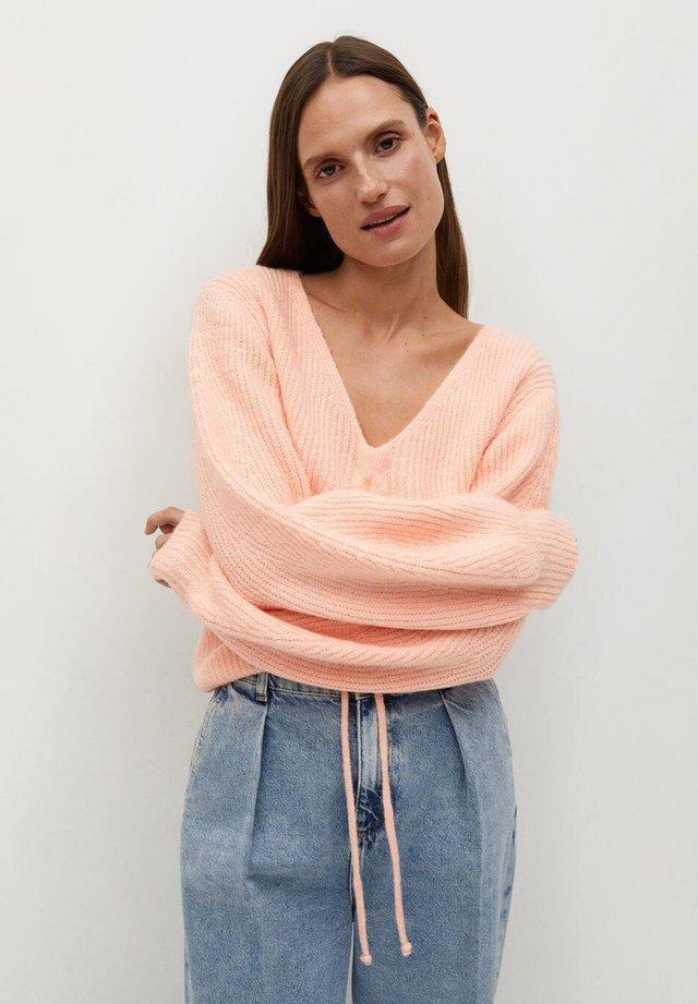 FRUNCHI - Pullover - lachs
