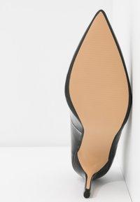 Dorothy Perkins - DELE POINT COURT - High heels - black - 6