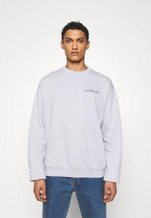 LEDRU NUIT BLANCHE UNISEX - Sweater - light heather grey