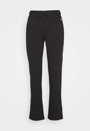 DRAWSTRING PANTS LEGACY - Verryttelyhousut - black