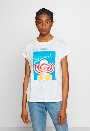 RARE - T-shirts print - white