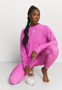 Eivy - VENTURE  - Camiseta de manga larga - super pink - 1