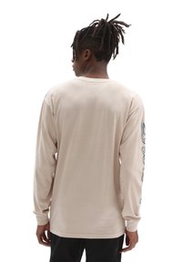 Vans - MN HAVE A TRIP LS - Long sleeved top - oatmeal - 1