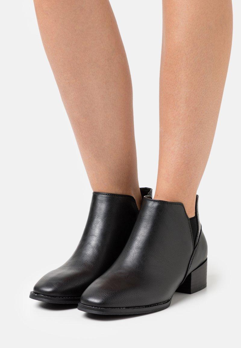 Call it Spring - DAHLIA - Kotníková obuv - black
