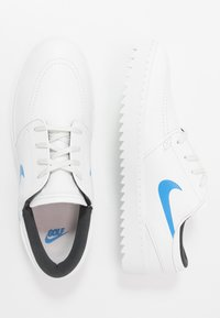 Nike Golf - JANOSKI G - Golfsko - summit white/university blue/anthracite - 1