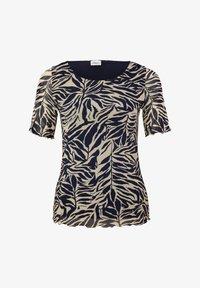s.Oliver BLACK LABEL - T-shirt print - light beige aop - 6