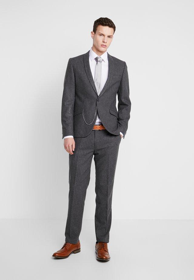 WITTON SUIT - Kostuum - grey