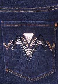 Guess - MID - Slim fit jeans - dark-blue denim - 2