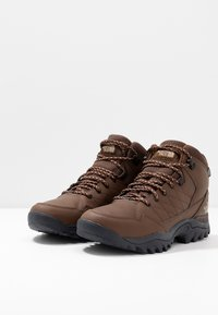 The North Face - M STORM STRIKE II WP - Hikingsko - carafe brown/ebony grey