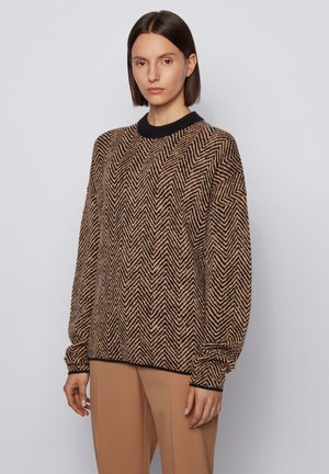 Jumper - patterned