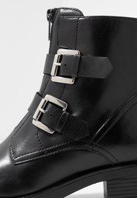Pier One - Cowboystøvletter - black - 2