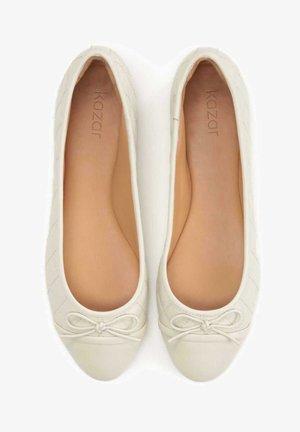 ADIANA - Ballet pumps - off white