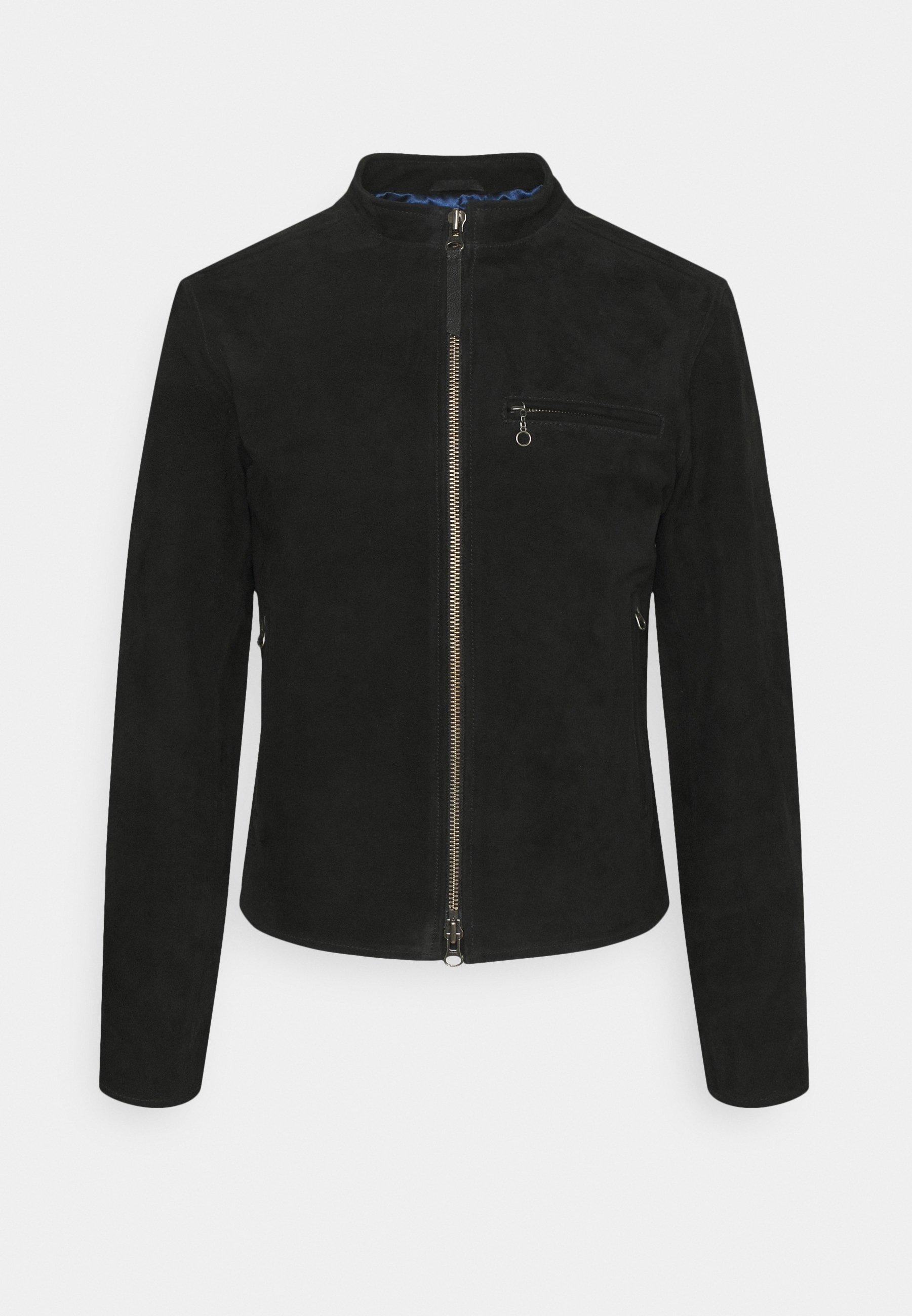 Men DAMIR - Leather jacket