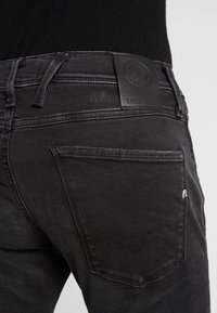 Replay - ANBASS HYPERFLEX CLOUDS - Slim fit jeans - black - 3