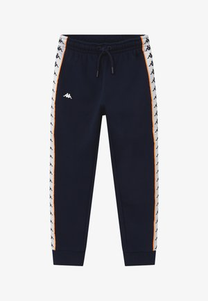 HENNER - Tracksuit bottoms - total eclipse