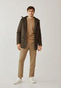 Mango - BRANKA - Winter coat - kaki - 1