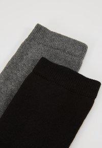 Anna Field - 2 PACK - Socks - black - 2