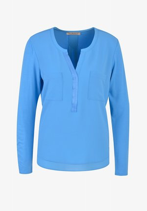 Blouse - cornflower blue