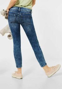 Street One - Slim fit jeans - blau - 1