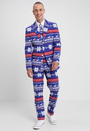 THE RUDOLPH - Suit - blue