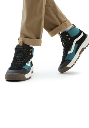 UA UltraRange EXO Hi MTE - High-top trainers - (mte)shadedspruce/mrshmlw
