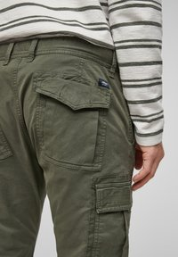 s.Oliver - Cargo trousers - olive - 5