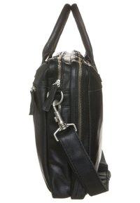 Cowboysbag - FAIRBANKS - Laptop bag - black - 3