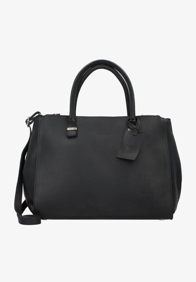 VINTAGE WIESKE - Handbag - black