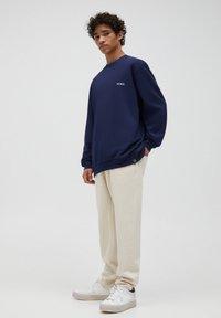 PULL&BEAR - Sweatshirt - dark blue - 1