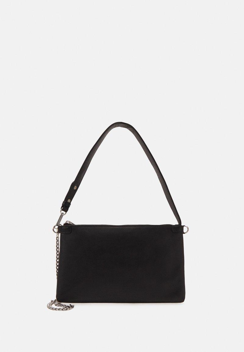 Becksöndergaard - WAXY LURKA BAG - Handbag - black