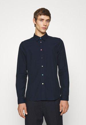 TAILORED FIT SHIRT - Shirt - dark blue