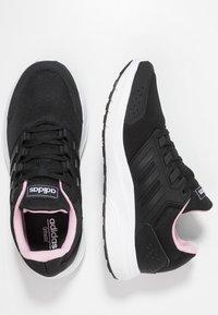 adidas Performance - GALAXY  - Juoksukenkä/neutraalit - core black/true pink - 1