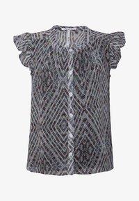 Pepe Jeans - BELLATRIX - Blouse - dark grey - 0