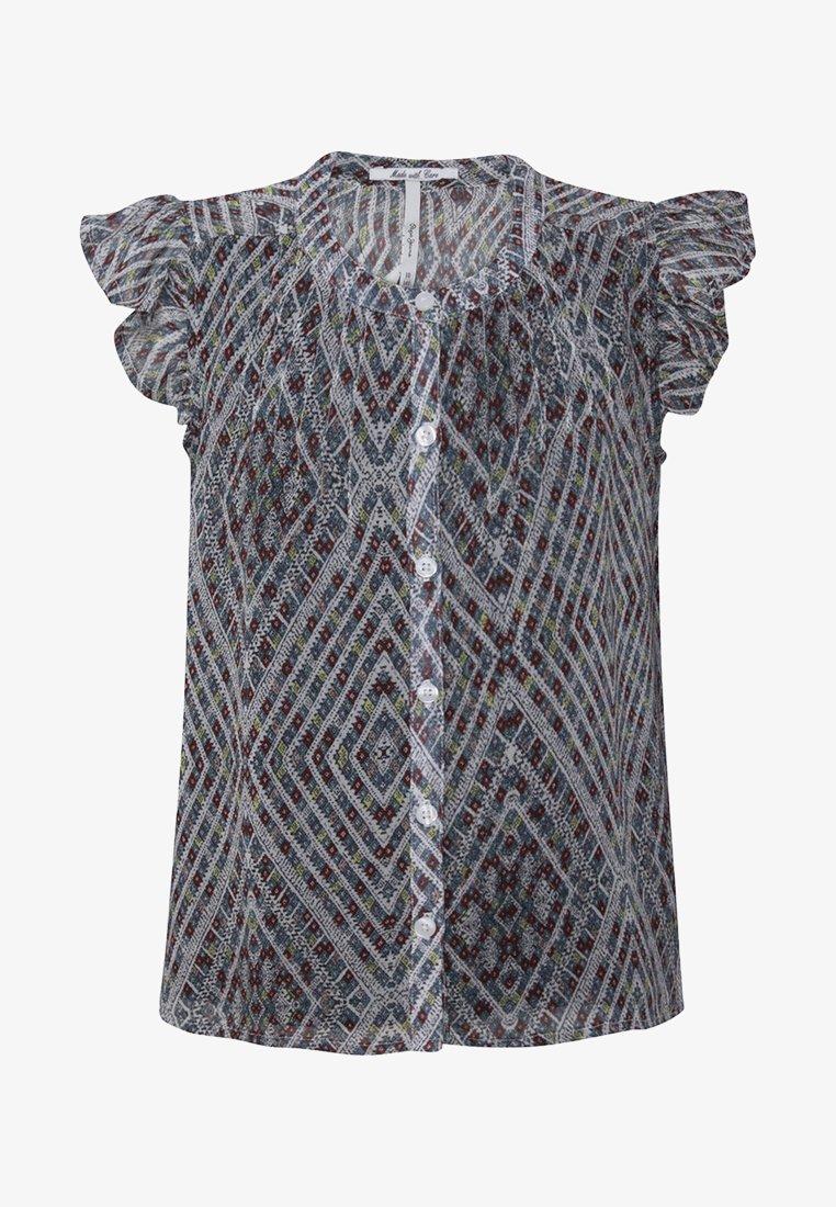 Pepe Jeans - BELLATRIX - Blouse - dark grey