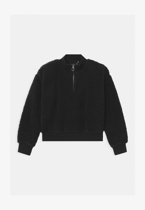 NLFOCILLE - Fleece jumper - black