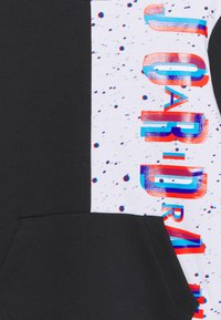 Jordan - SPACE GLITCH  - Sudadera - black/white