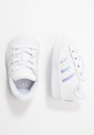 SUPERSTAR - Półbuty wsuwane - footwear white