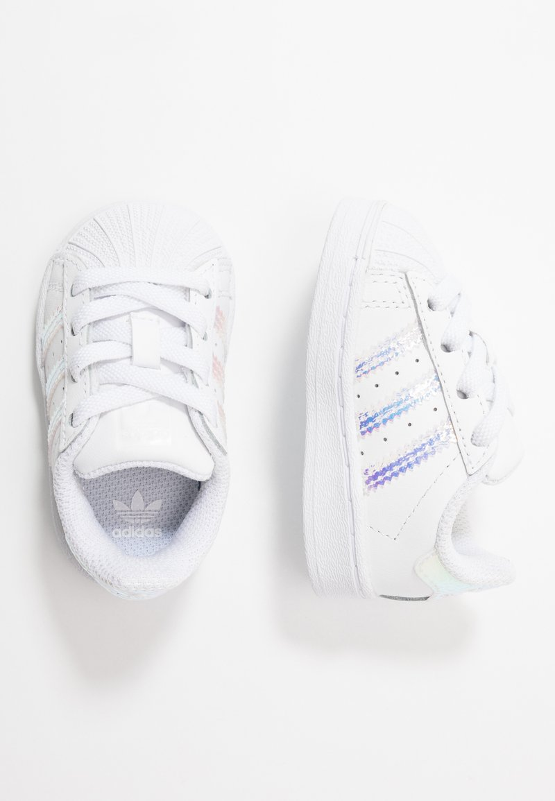 adidas Originals - SUPERSTAR - Mocasines - footwear white
