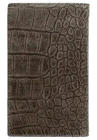 Braun Büffel - LISBOA IN KROKODIL - Wallet - brown - 1