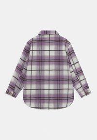 Lindex - OVERSHIRT ASTA  - Button-down blouse - lilac - 1