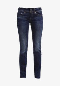 G-Star - MIDGE SADDLE MID STRAIGHT  - Straight leg jeans - denim - 7