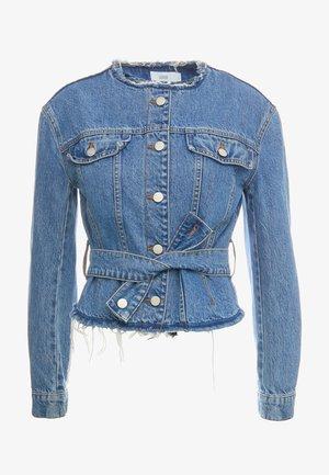 CINCH - Džínová bunda - mid blue